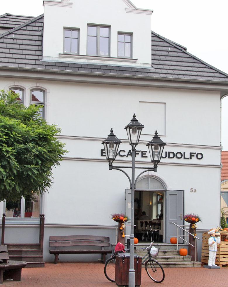 Eingang Neustadt-Glewe