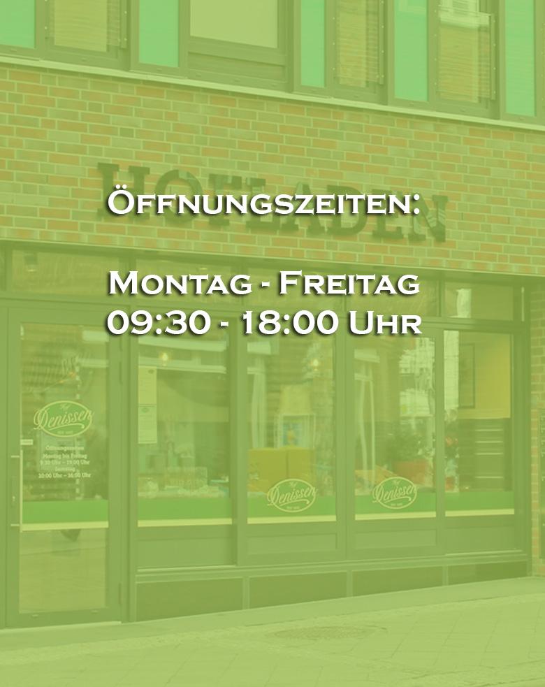 Eingang Hofladen Schwerin grün_Mo_Fr